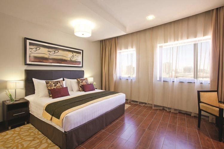 Mövenpick Al Mamzar - Appartement avec une chambre