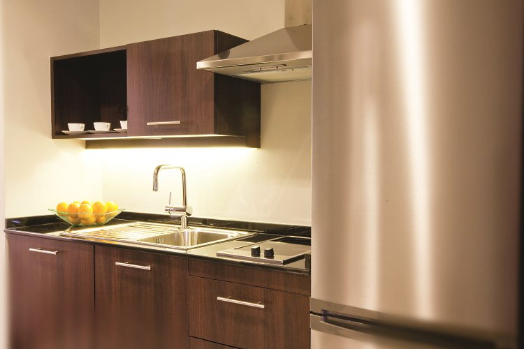 Chambre Deluxe - Kitchenette