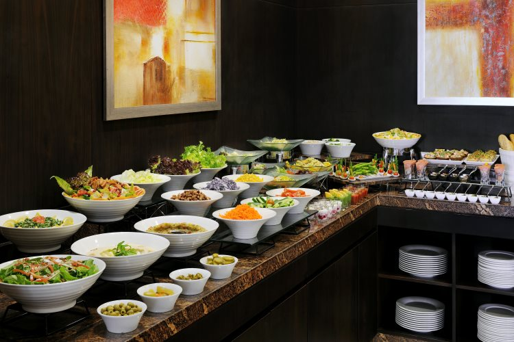 Mövenpick Al Mamzar - Restaurant Spices