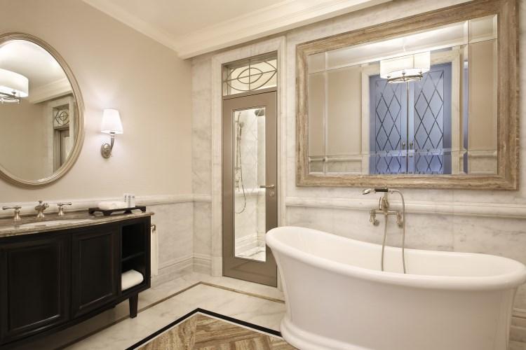 Suite Empire - Salle de bains