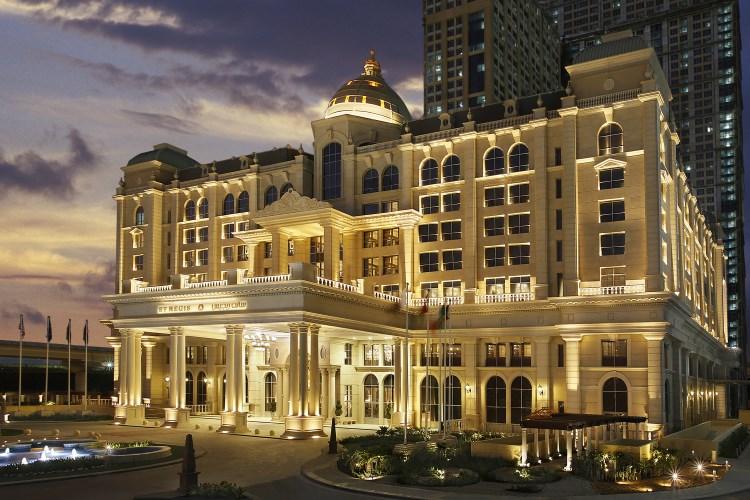 St Regis Dubaï