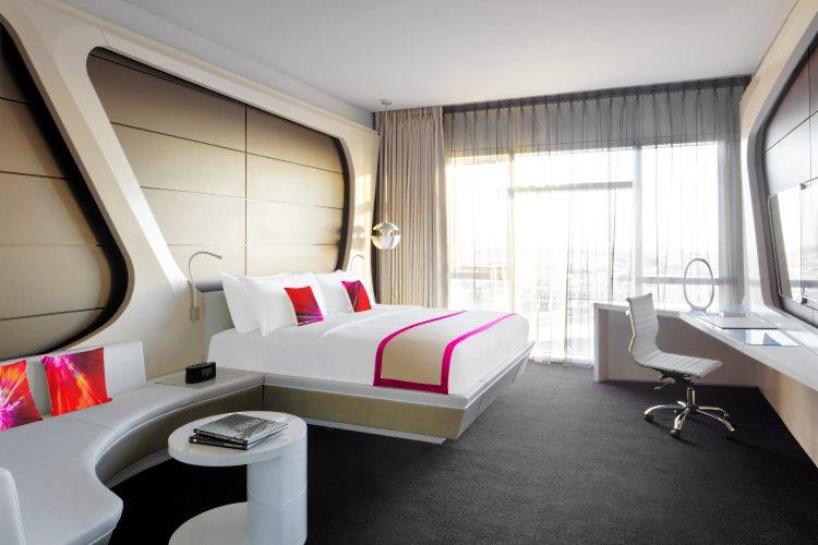 W Dubaï - Chambre