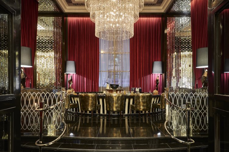 Westin Dubaï - Blinq - Bar
