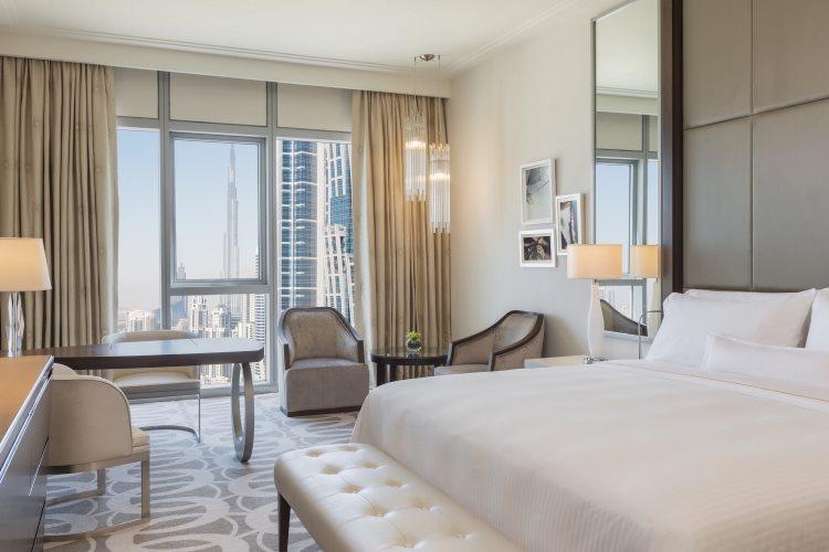 Westin Dubaï - Chambre Deluxe King
