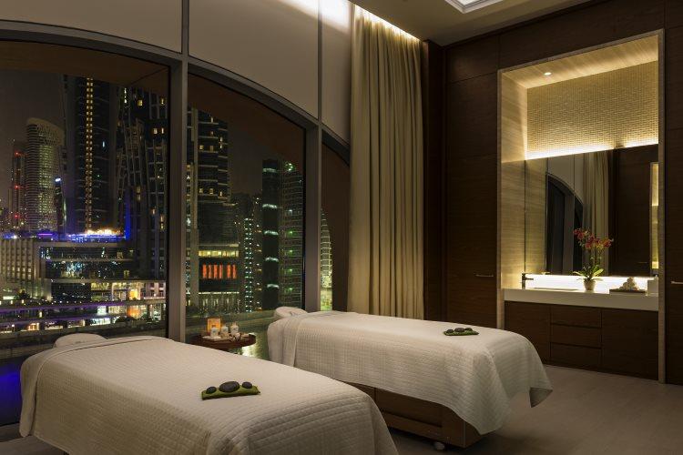Westin Dubaï - Heavenly Spa - Salle de soin