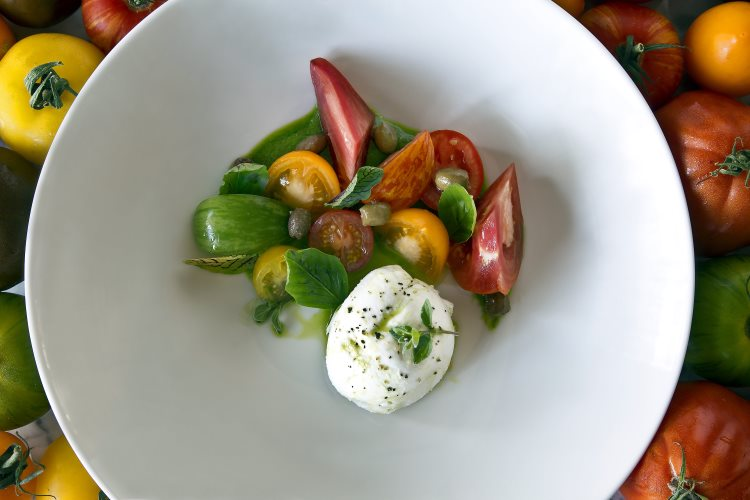 Westin Dubaï - Il Capo - Salade