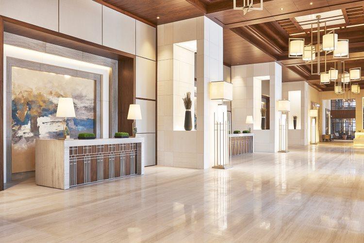 Westin Dubaï - Lobby