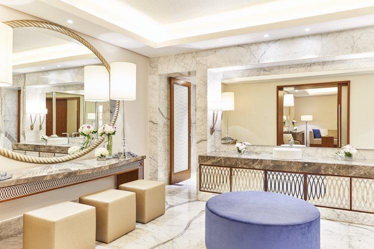 Westin Dubaï - Suite Bridal - Salle de bain