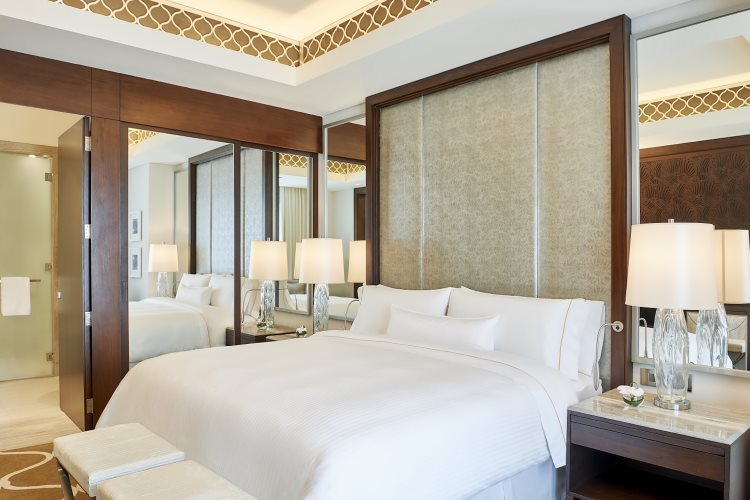 Westin Dubaï - Suite Familiale - Chambre