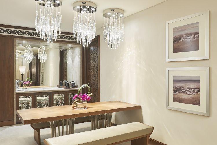 Westin Dubaï - Suite Familiale - Salle à manger