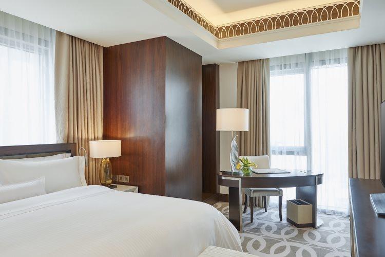 Westin Dubaï - Suite Westin - Chambre