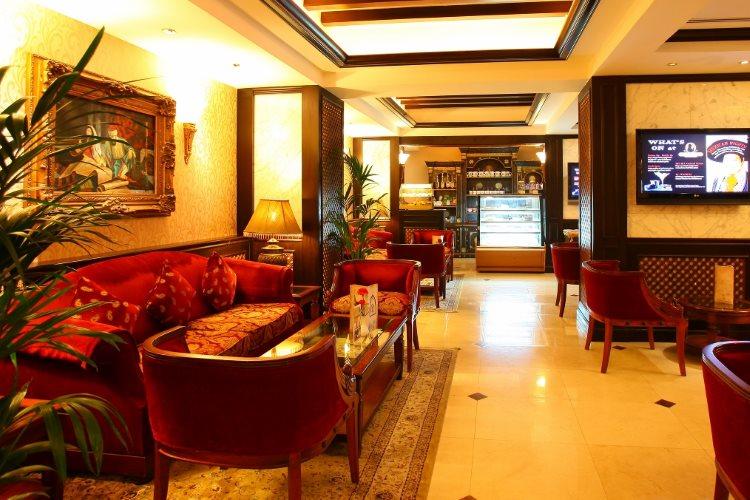 Arabian Courtyard - Ahlan Lounge