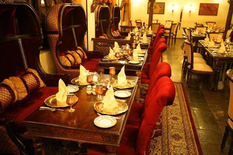 Arabian Courtyard - Restaurant Mumtaz Mahal