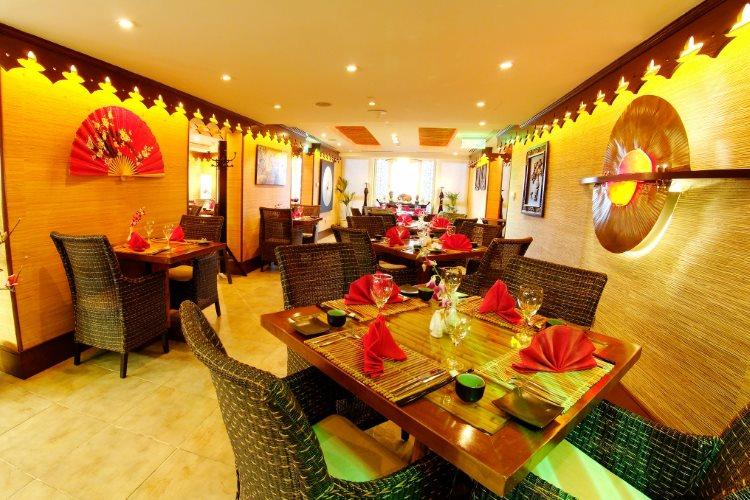 Arabian Courtyard - Restaurant Silk Route
