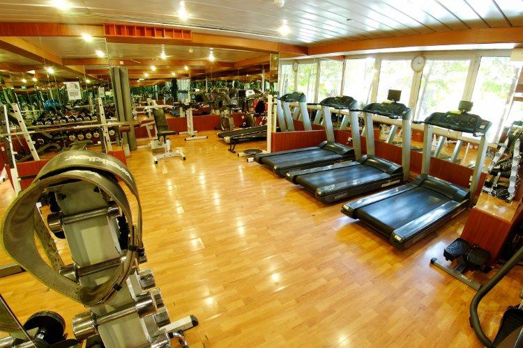 Arabian Courtyard - Salle de fitness