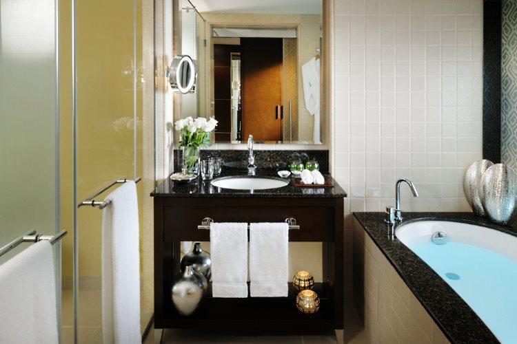 Chambre Supérieure King - Salle de bains