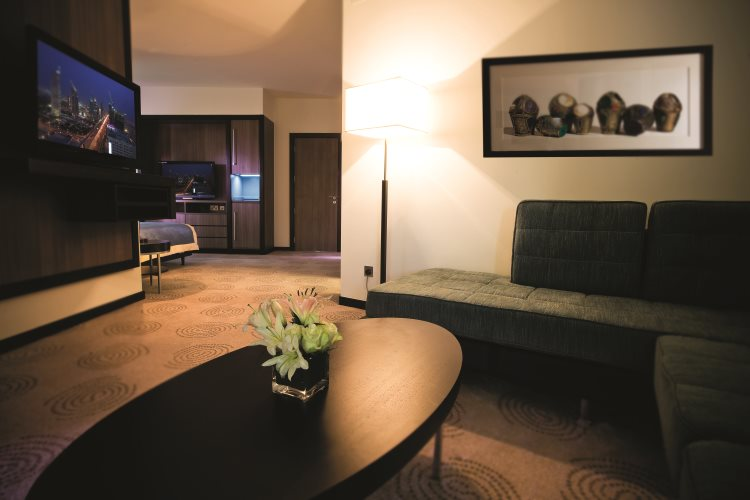 Junior Suite - Salon