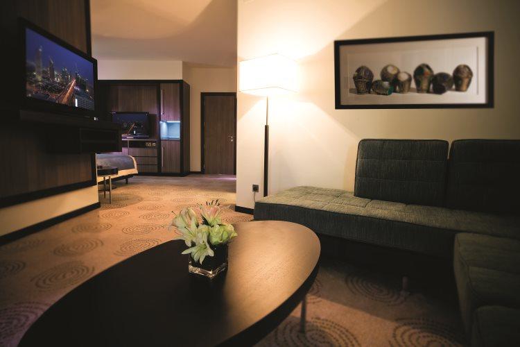 Avani Deira - Junior Suite - Salon