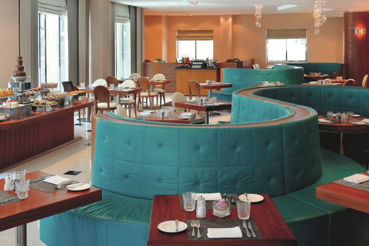Avani Deira - Restaurant Jigsaw