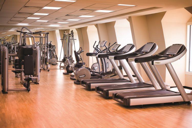 Avani Deira - Salle de fitness