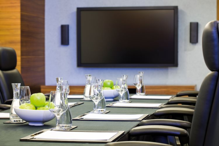 Avani Deira - Salle de réunion