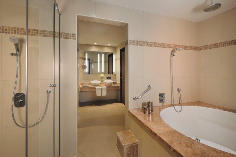 Suite Exécutive - Salle de bains