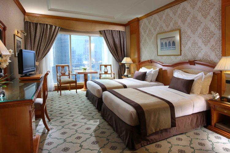 Carlton Palace Dubaï - Chambre Double