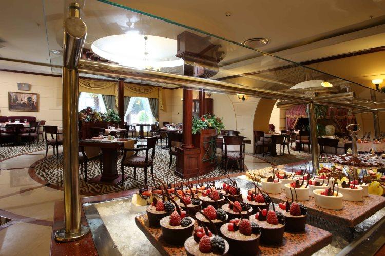 Carlton Palace Dubaï - Restaurant