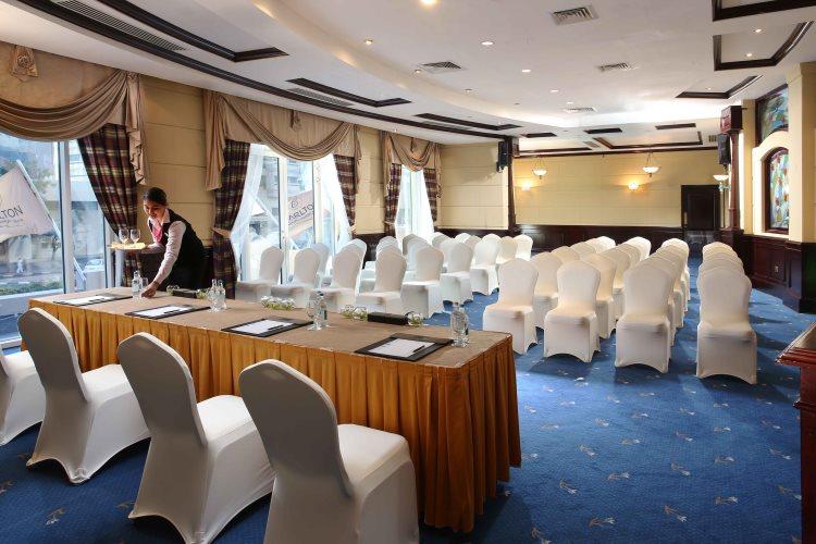 Carlton Palace Dubaï - Salle de réunion