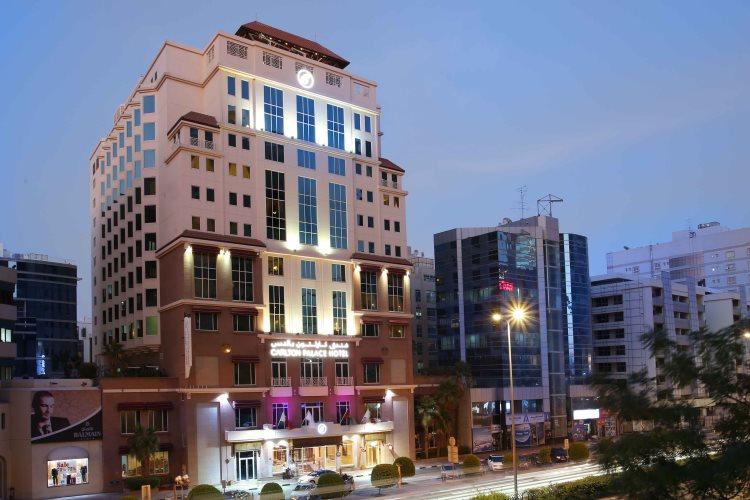 Carlton Palace Dubaï