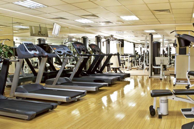 Flora Grand Hôtel - Salle de Fitness