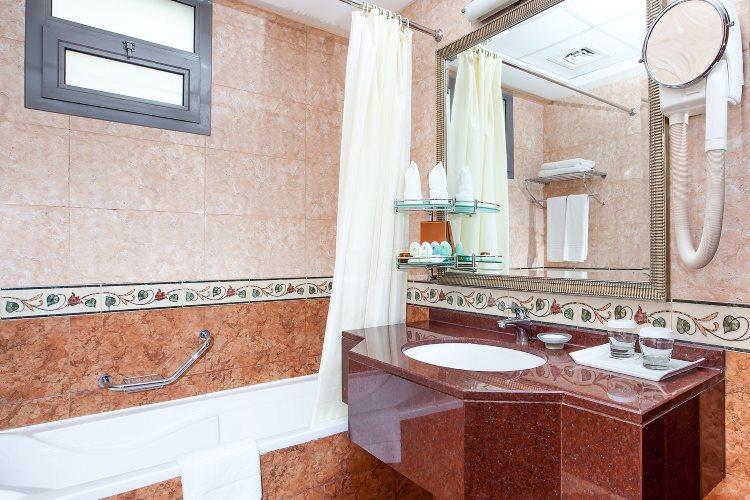 Flora Grand Hôtel - Salle de bains