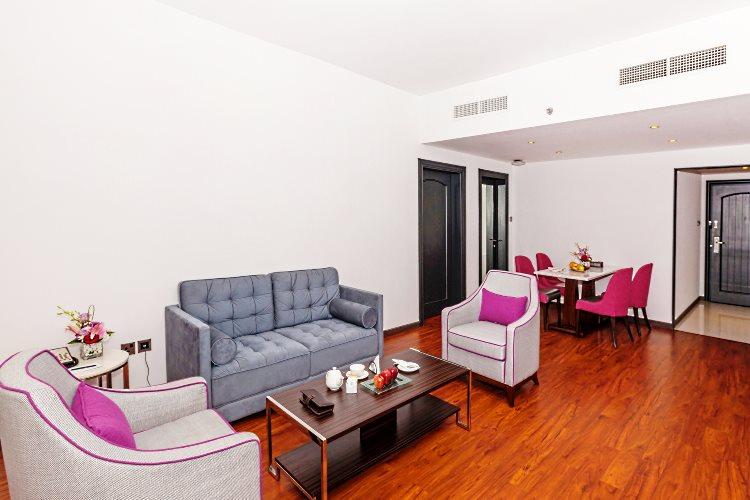 Flora Grand Hôtel - Suite Classique - Salon