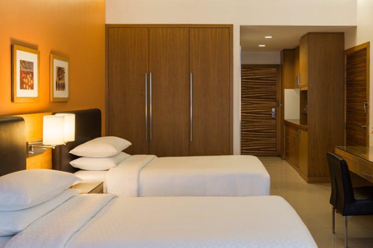 Four Points by Sheraton Downtown Dubaï - Chambre Preferred Double