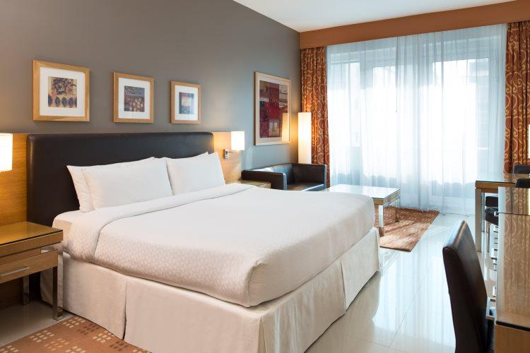 Four Points by Sheraton Downtown Dubaï - Chambre Preferred