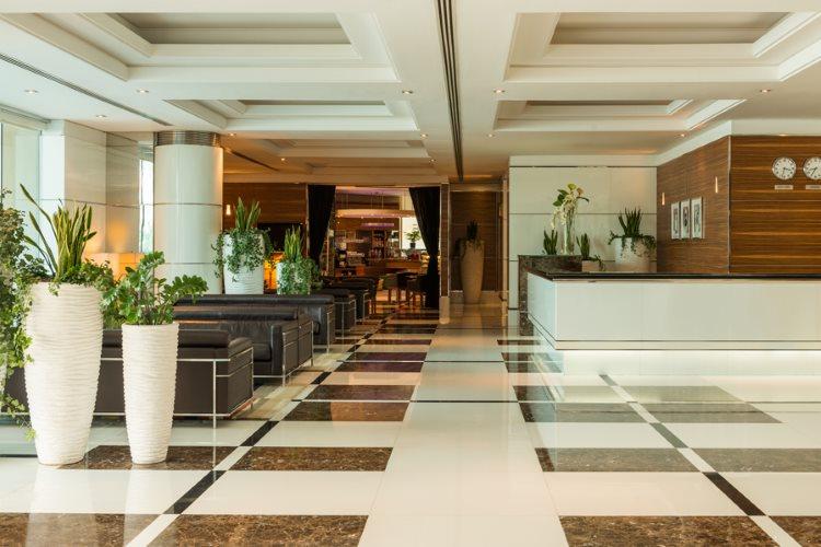 Four Points by Sheraton Downtown Dubaï - Lobby