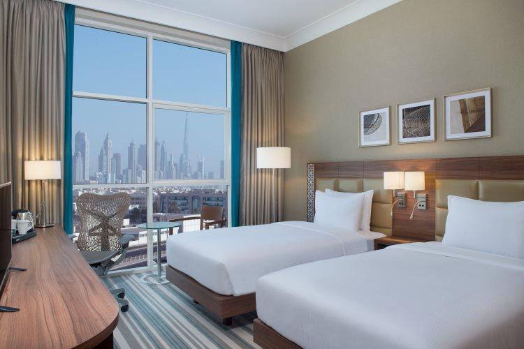 Hilton Garden Inn Al Mina - Chambre Double