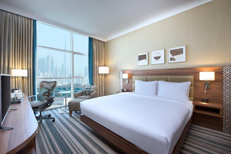 Hilton Garden Inn Al Mina - Chambre King