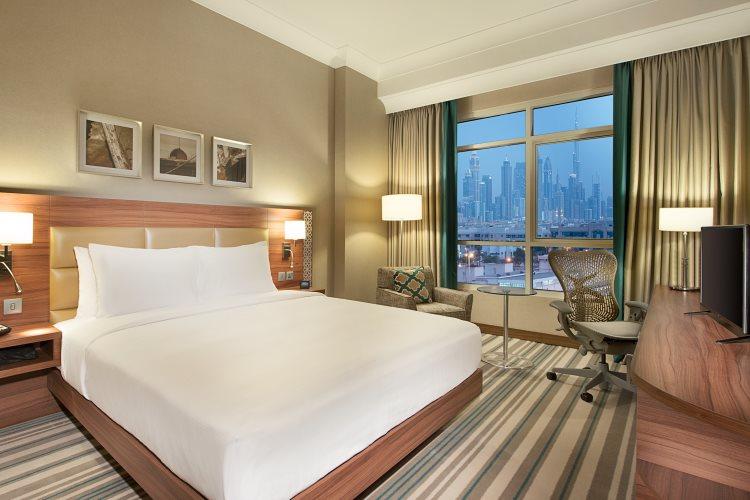 Hilton Garden Inn Al Mina - Chambre d'une suite