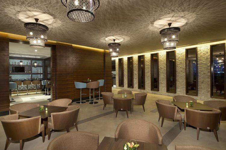 Hilton Garden Inn Al Mina - Lobby lounge