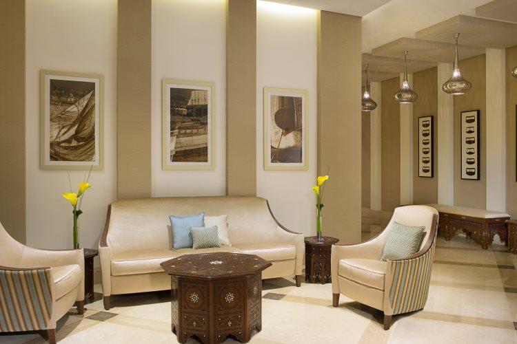 Hilton Garden Inn Al Mina - Lobby