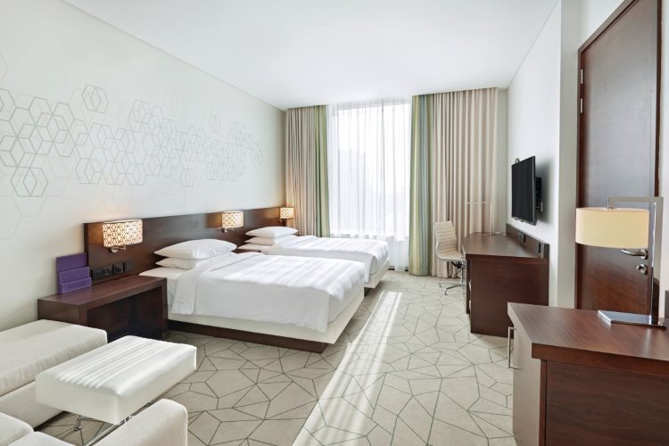 Hyatt Place Baniyas Square - Chambre Double