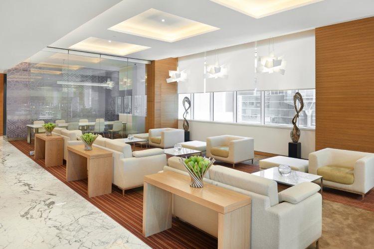 Hyatt Place Baniyas Square - Lounge