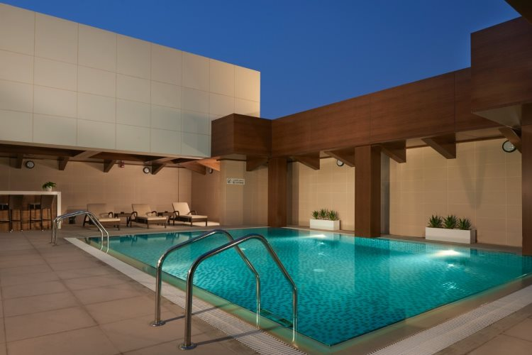 Hyatt Place Baniyas Square - Piscine