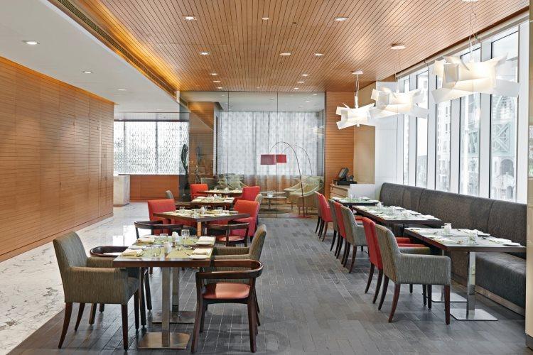 Hyatt Place Baniyas Square - Restaurant Gallery Cafe