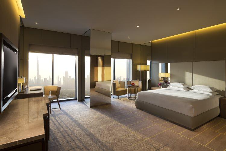 Hyatt Regency Dubaï Creek Heights - Chambre Deluxe King