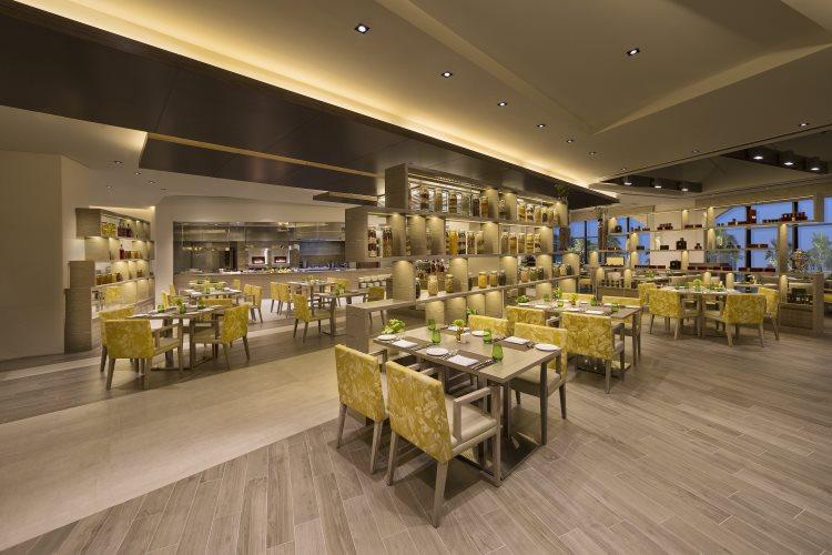 Hyatt Regency Dubaï Creek Heights - Restaurant Sufra