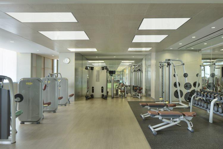 Hyatt Regency Dubaï Creek Heights - Salle de fitness