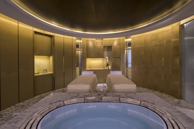 Hyatt Regency Dubaï Creek Heights - Spa - Salle de soin double