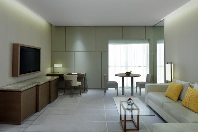 Hyatt Regency Dubaï Creek Heights - Suite Regency - Salon